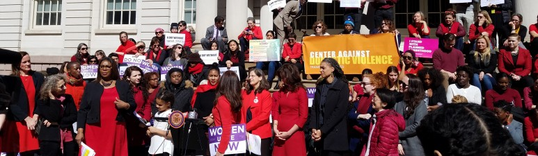 NYC Human services sector fights for gender equality